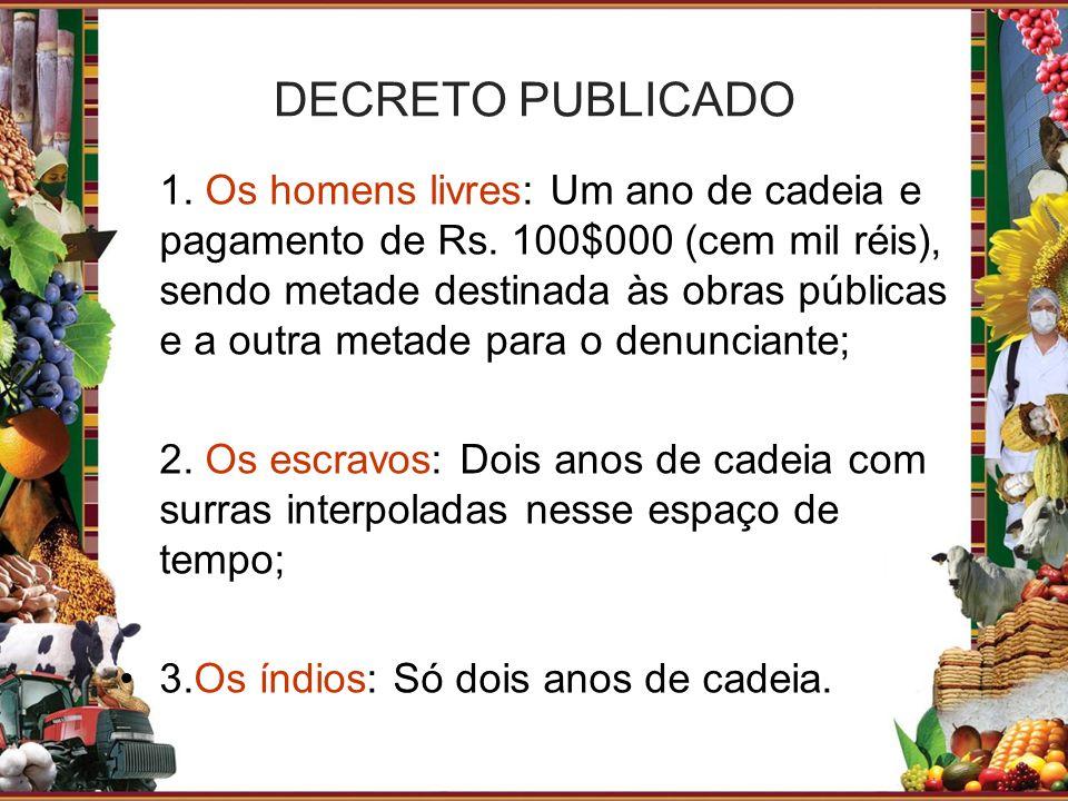DECRETO PUBLICADO