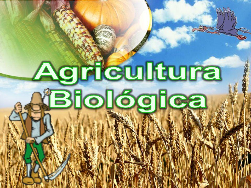 Agricultura Biológica