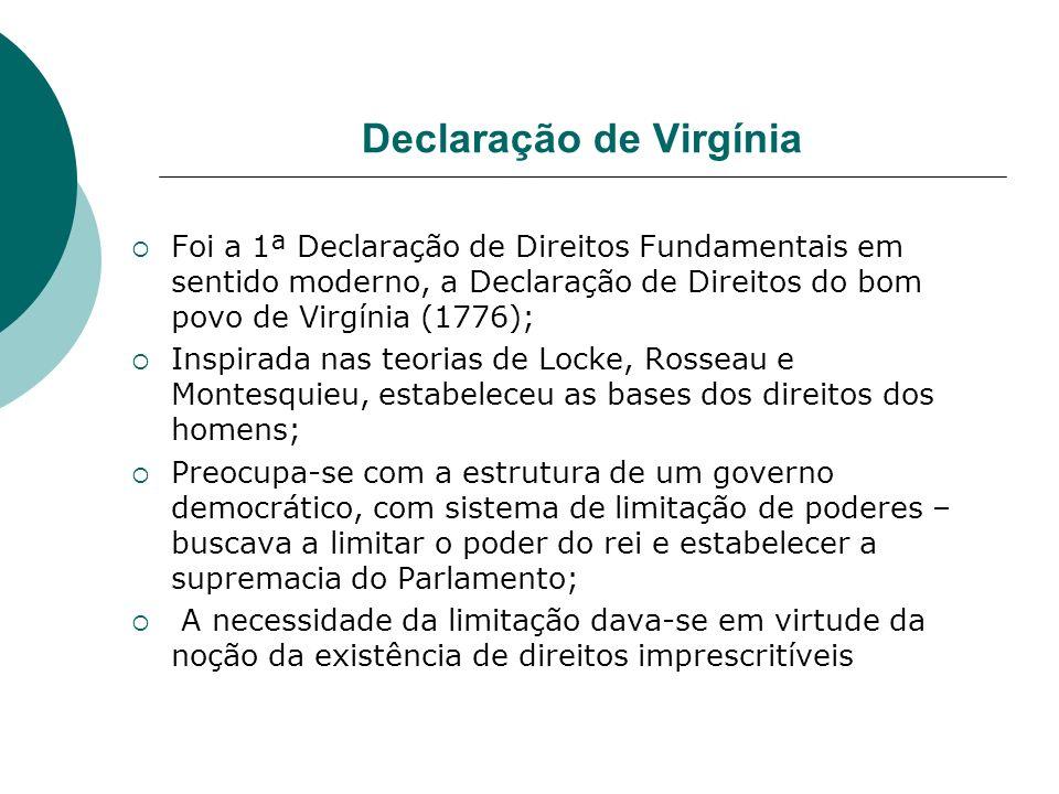 Declaração de Virgínia