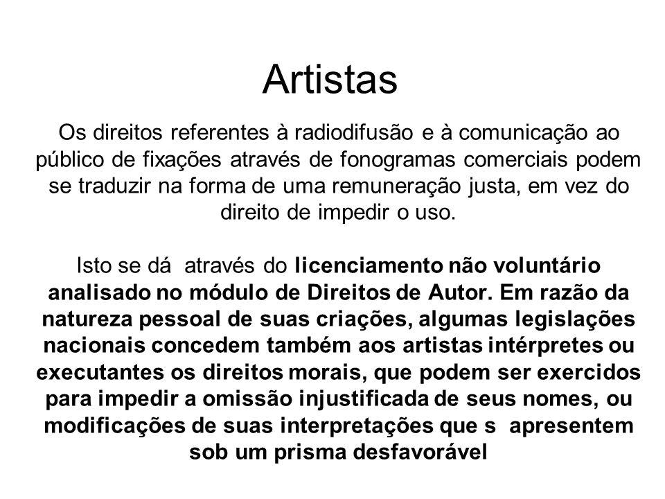 Artistas