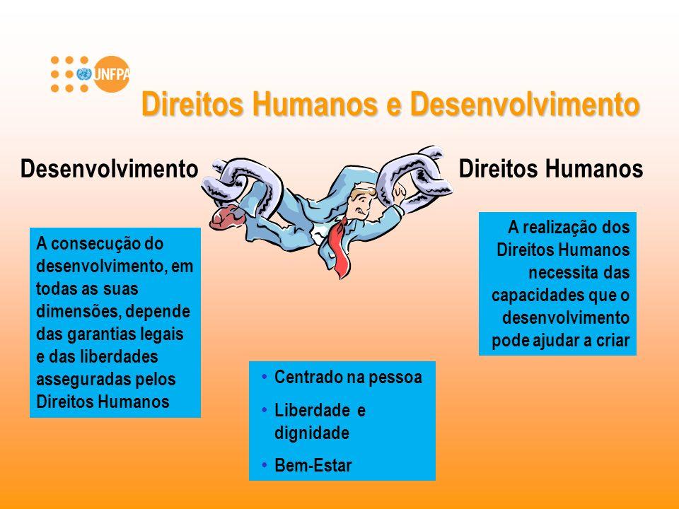 Direitos Humanos e Desenvolvimento