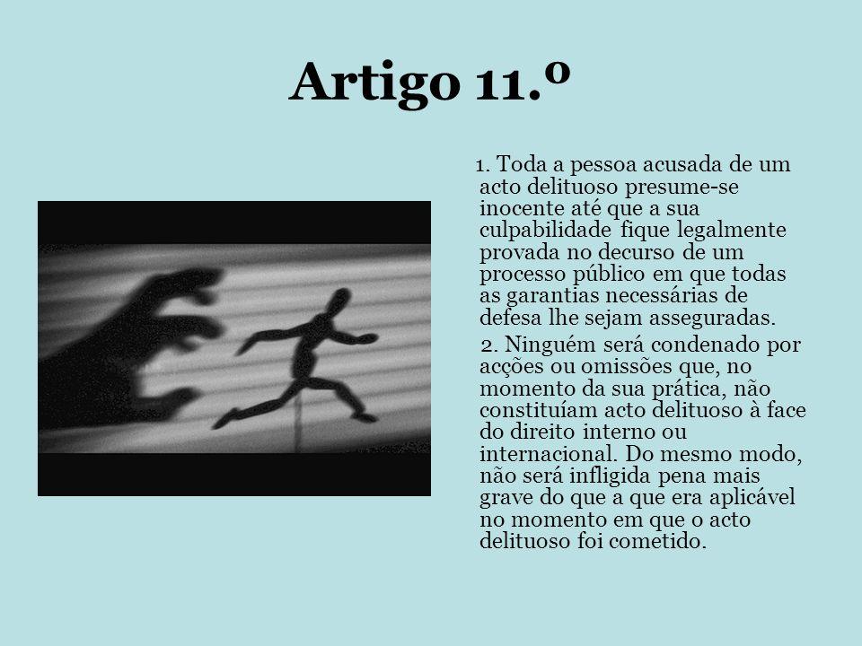 Artigo 11.º
