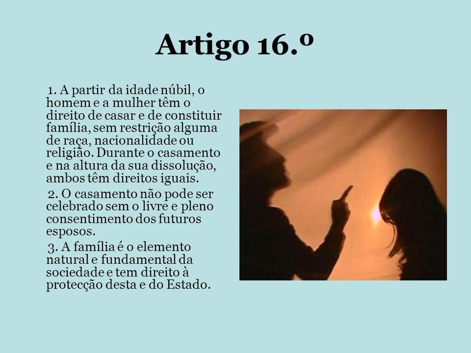 Artigo 16.º
