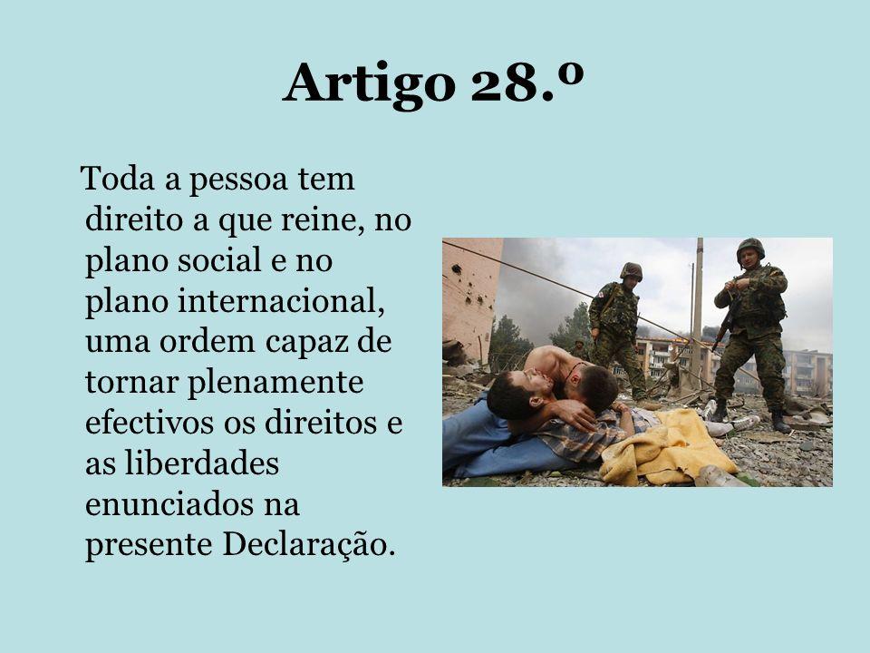 Artigo 28.º