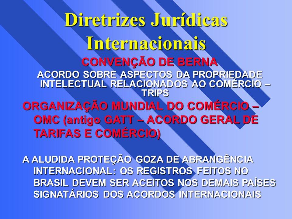 Diretrizes Jurídicas Internacionais