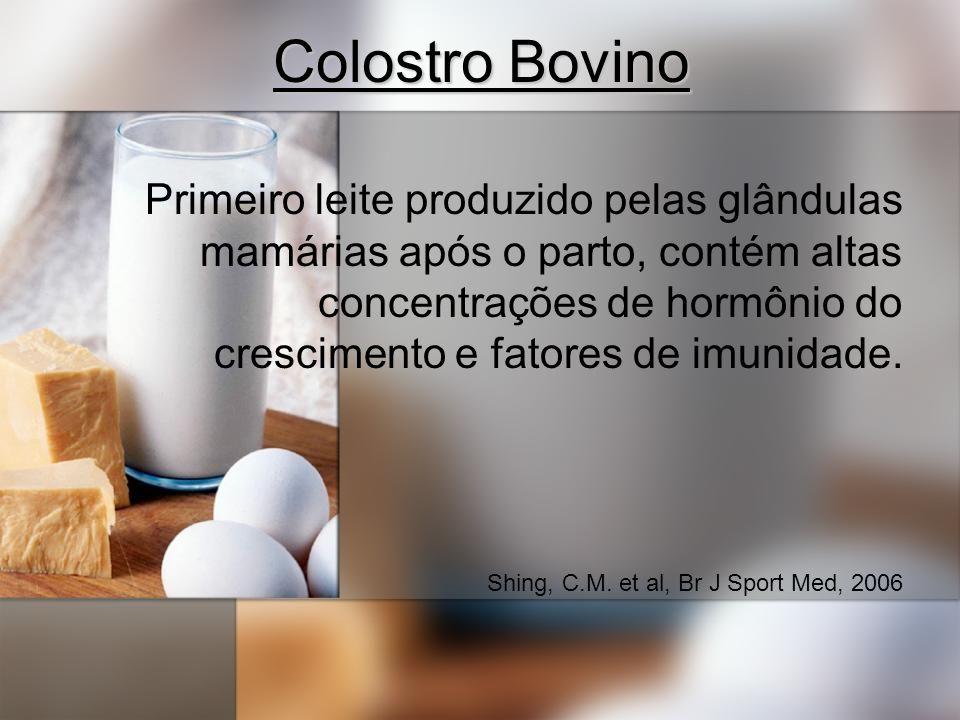 Colostro Bovino