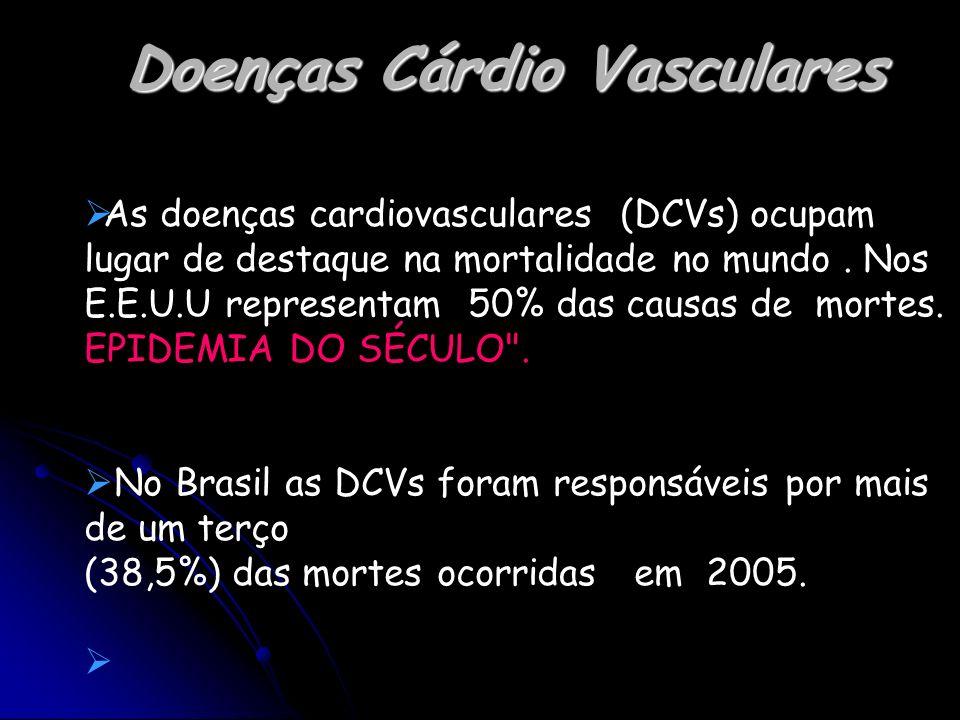 Doenças Cárdio Vasculares