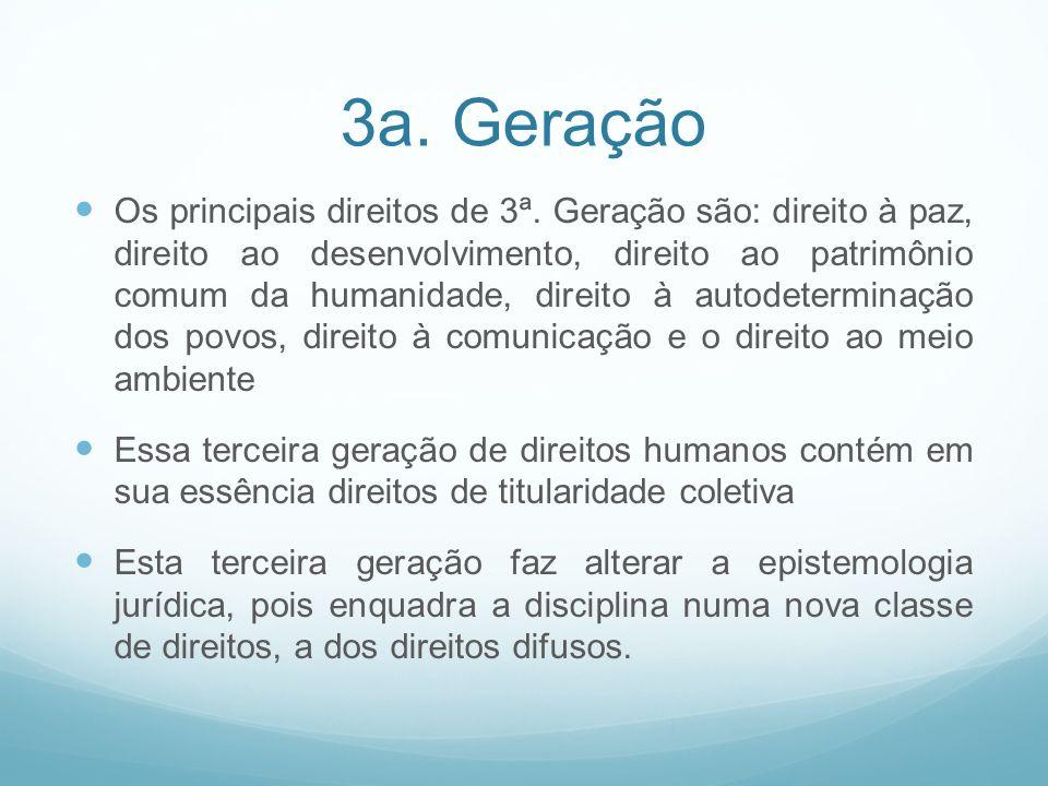 3a. Geração