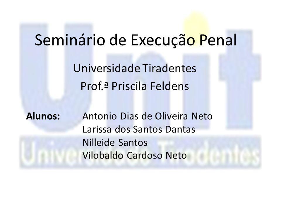 Seminário de Execução Penal