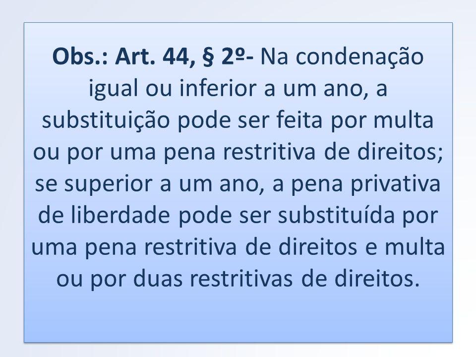 Obs.: Art.