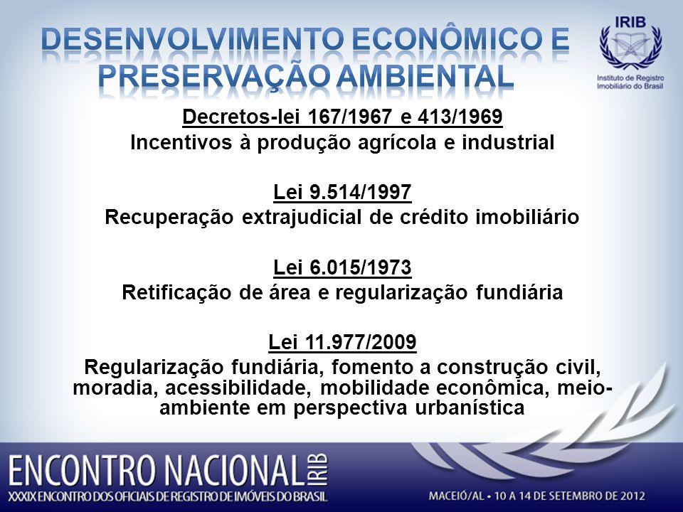 Desenvolvimento econômico E PRESERVAÇÃO AMBIENTAL