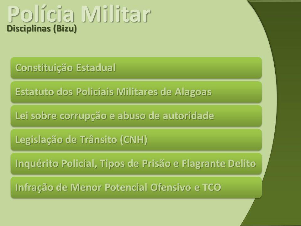 Polícia Militar Constituição Estadual