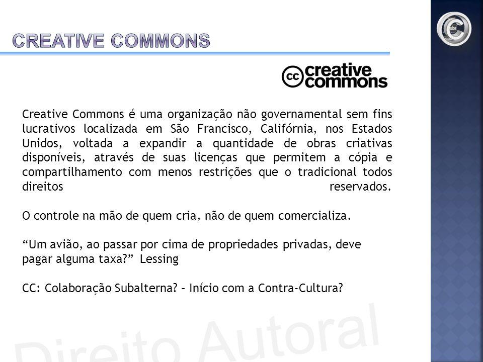 Direito Autoral Creative Commons