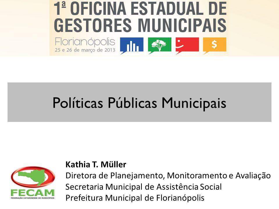 Políticas Públicas Municipais