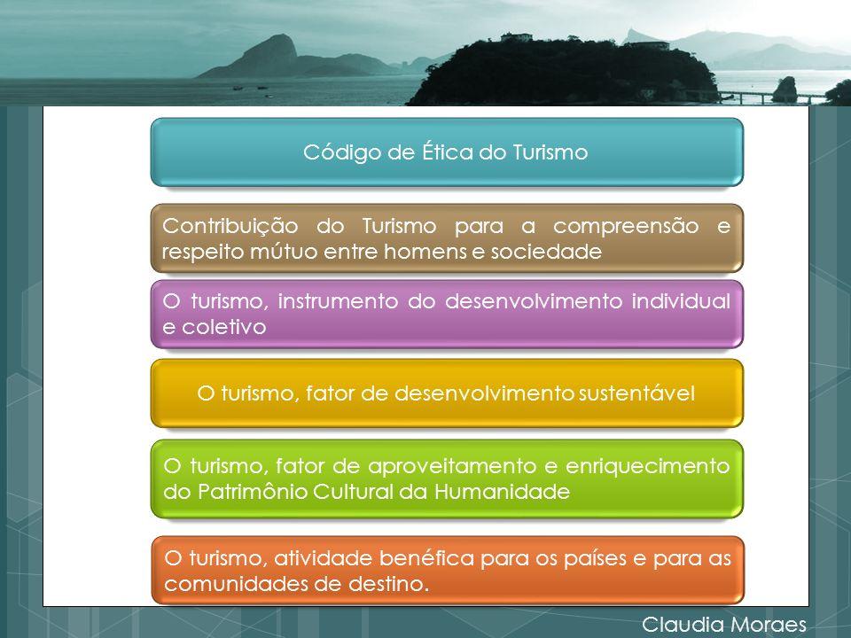 Código de Ética do Turismo