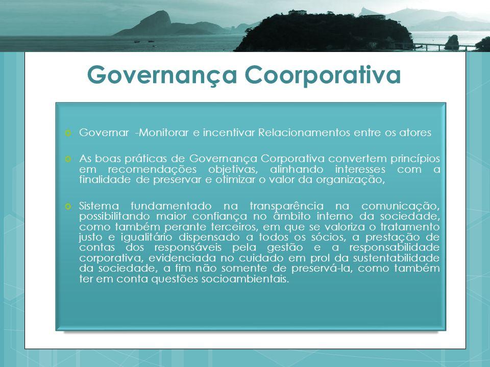 Governança Coorporativa