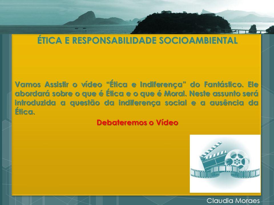 Vamos Assistir o vídeo Ética e Indiferença do Fantástico