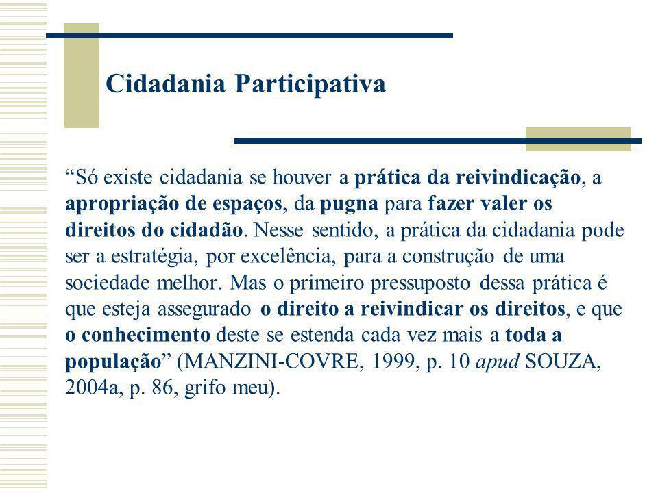 Cidadania Participativa