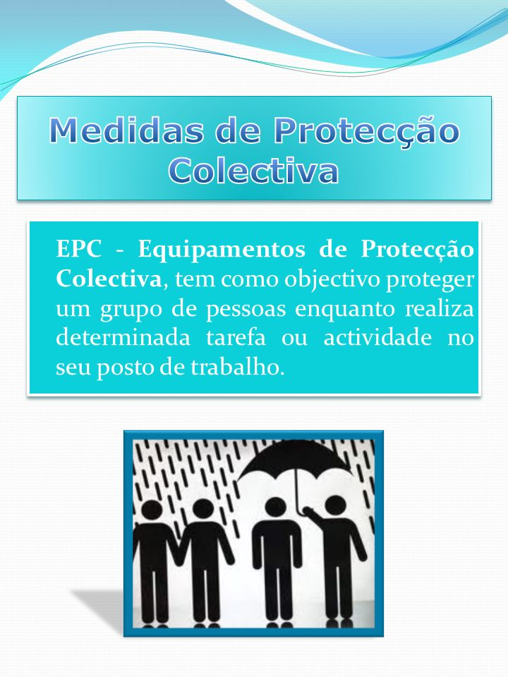 Medidas de Protecção Colectiva