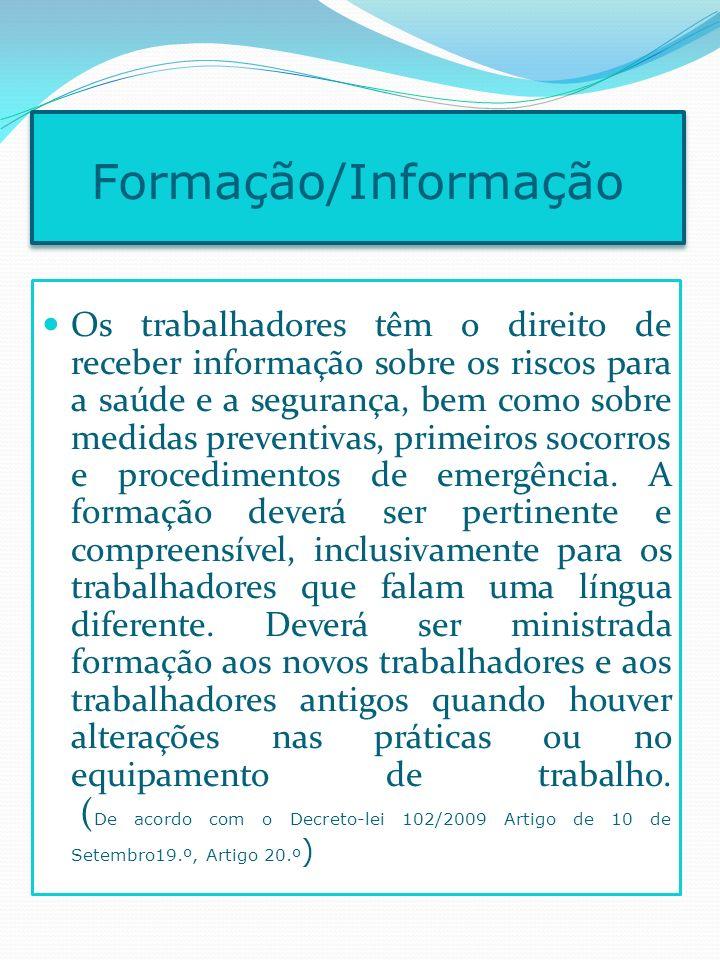 Formação/Informação