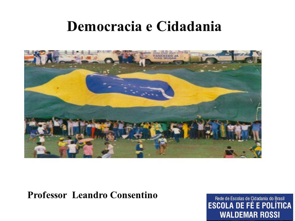 Democracia e Cidadania
