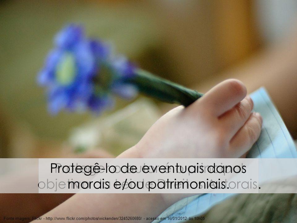 Proteger o autor é o principal objetivo da Lei de Direitos Autorais.