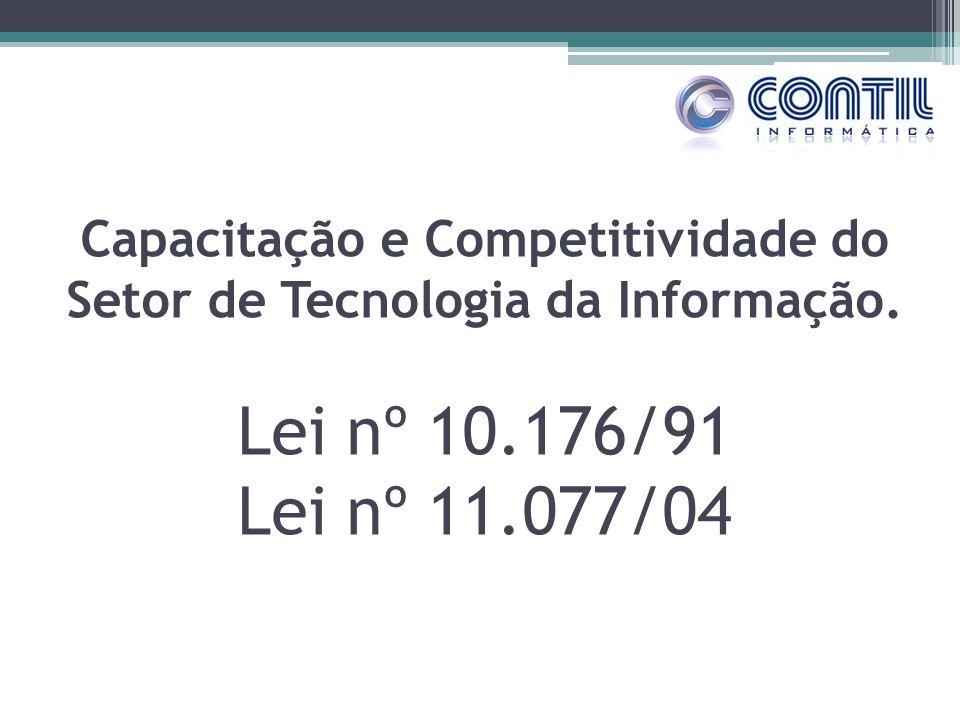Capacitação e Competitividade do Setor de Tecnologia da Informação
