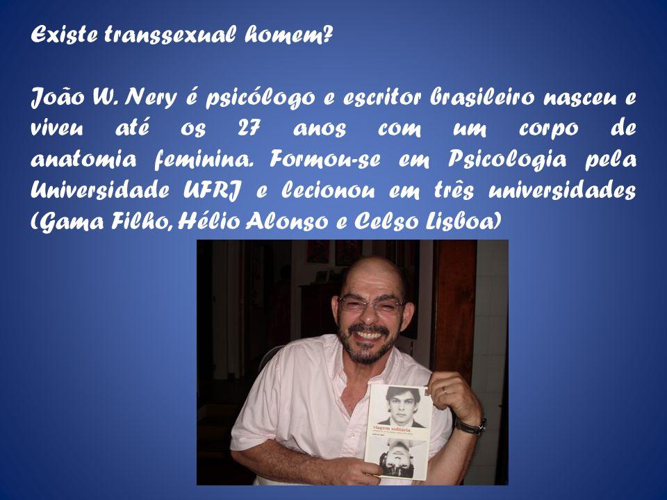 Existe transsexual homem
