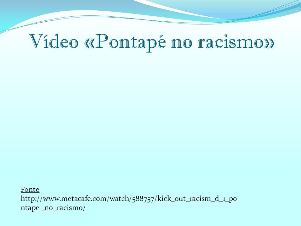 Vídeo «Pontapé no racismo»