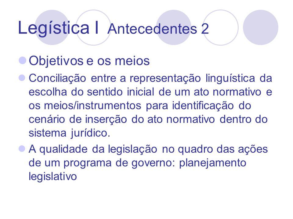 Legística I Antecedentes 2