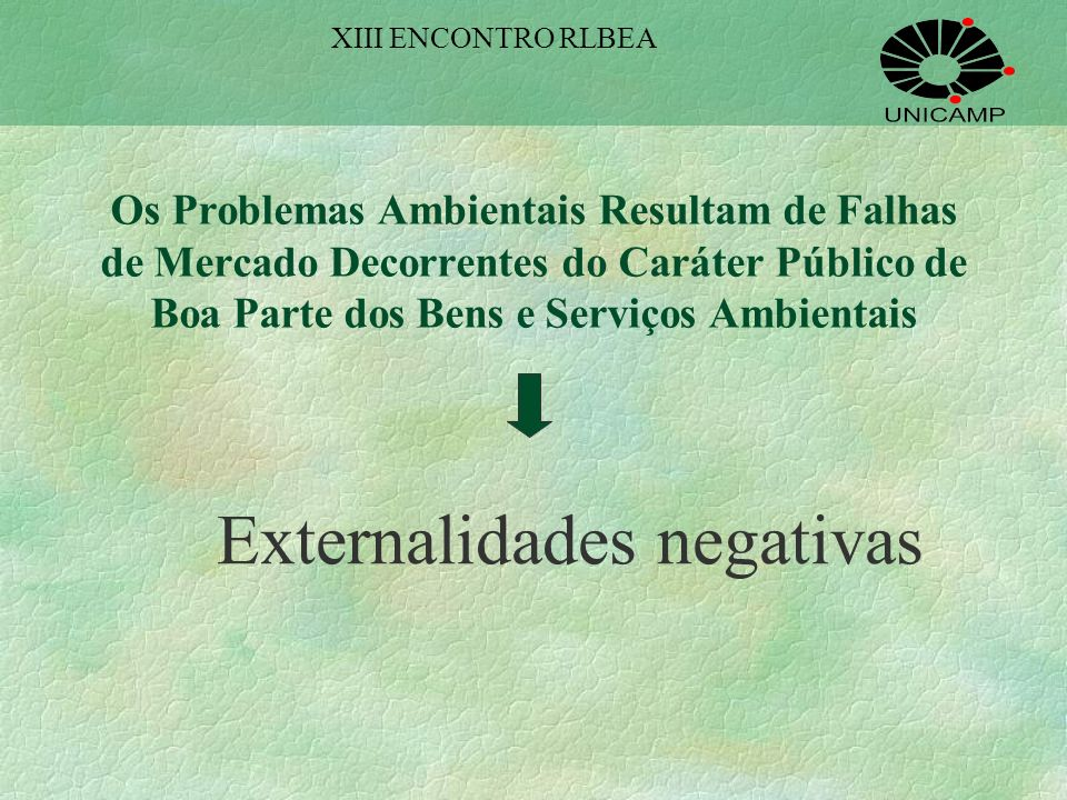 Externalidades negativas