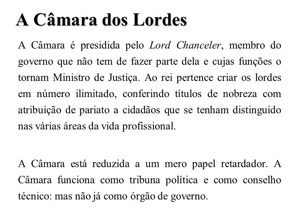 A Câmara dos Lordes