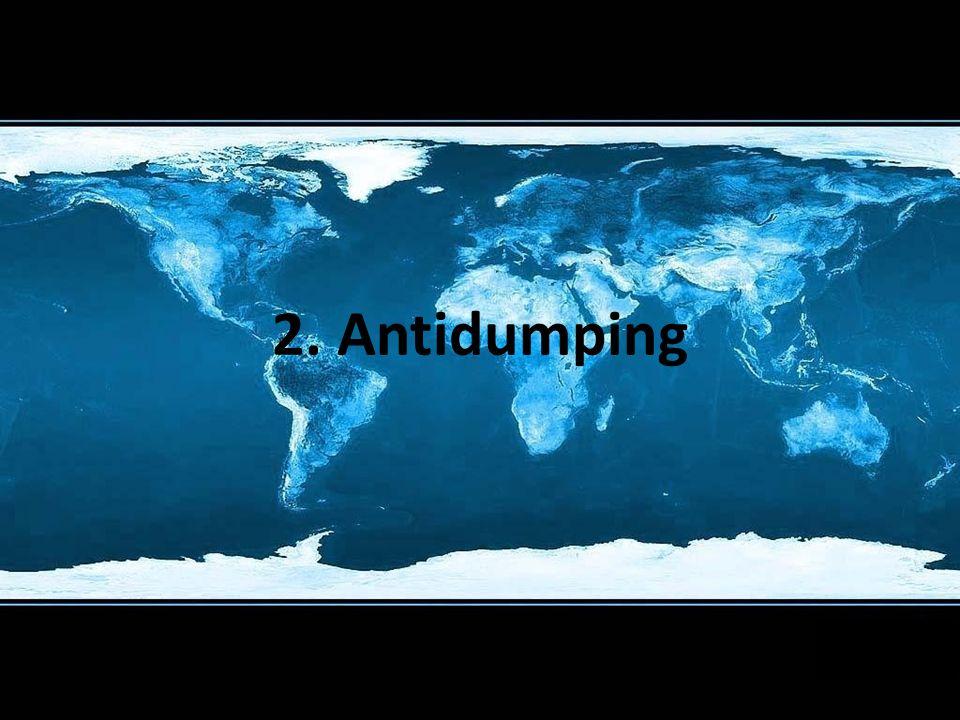 2. Antidumping