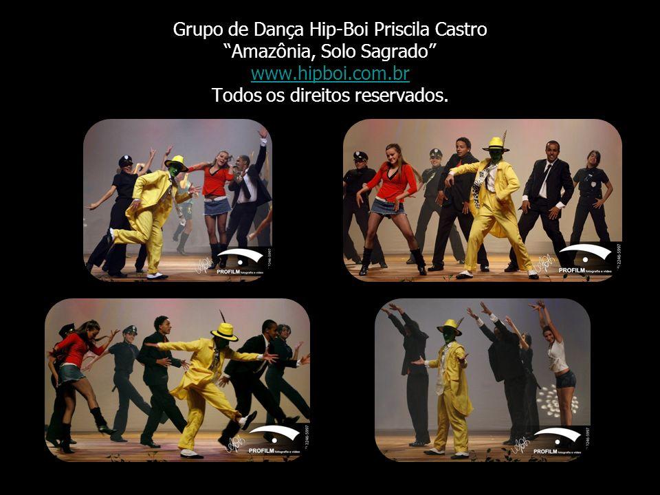 Grupo de Dança Hip-Boi Priscila Castro Amazônia, Solo Sagrado www