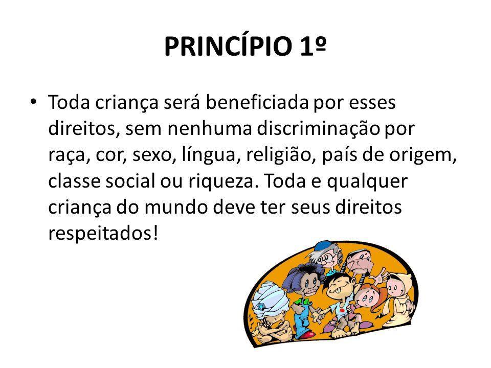 PRINCÍPIO 1º