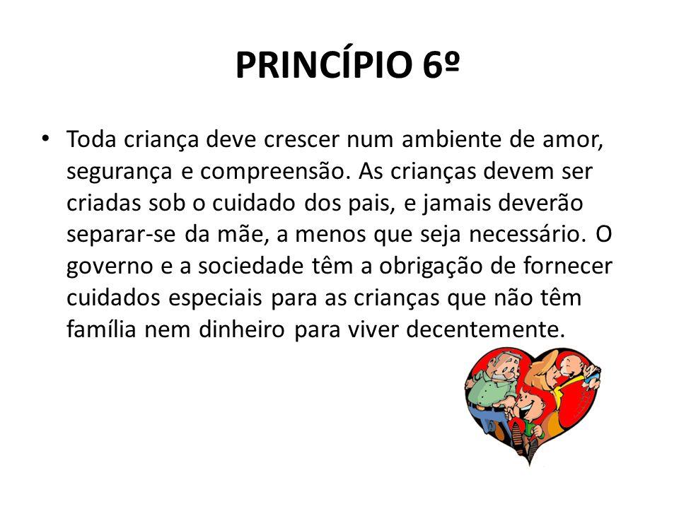 PRINCÍPIO 6º