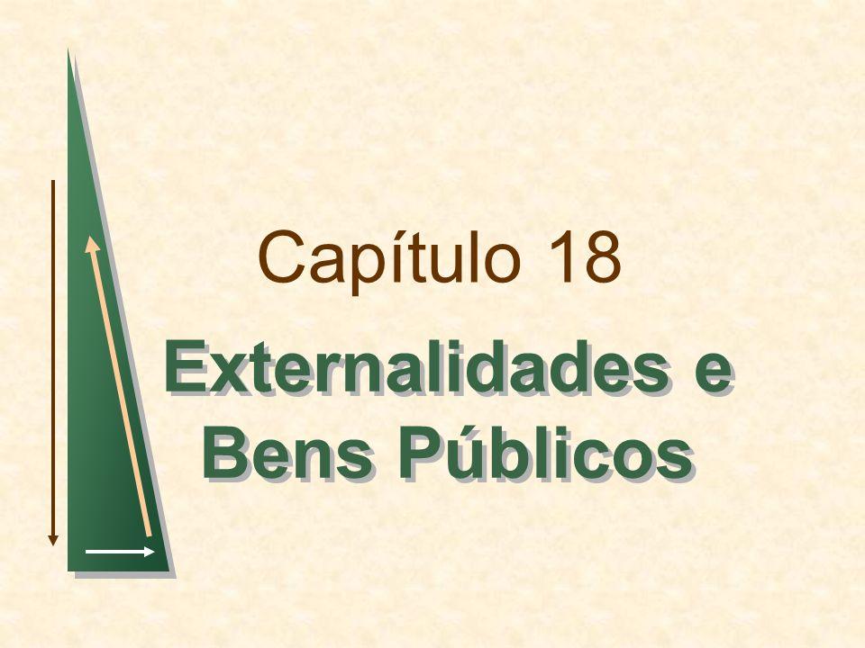 Externalidades e Bens Públicos