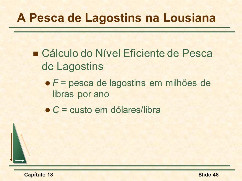 A Pesca de Lagostins na Lousiana