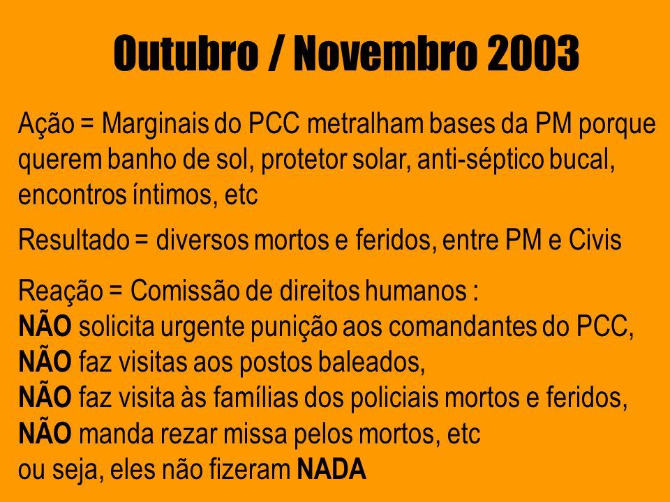 Outubro / Novembro 2003