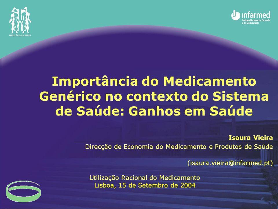 Utilização Racional do Medicamento
