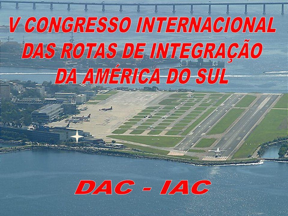 V CONGRESSO INTERNACIONAL DAS ROTAS DE INTEGRAÇÃO