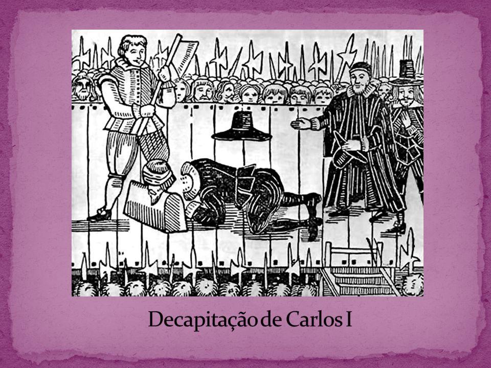Decapitação de Carlos I