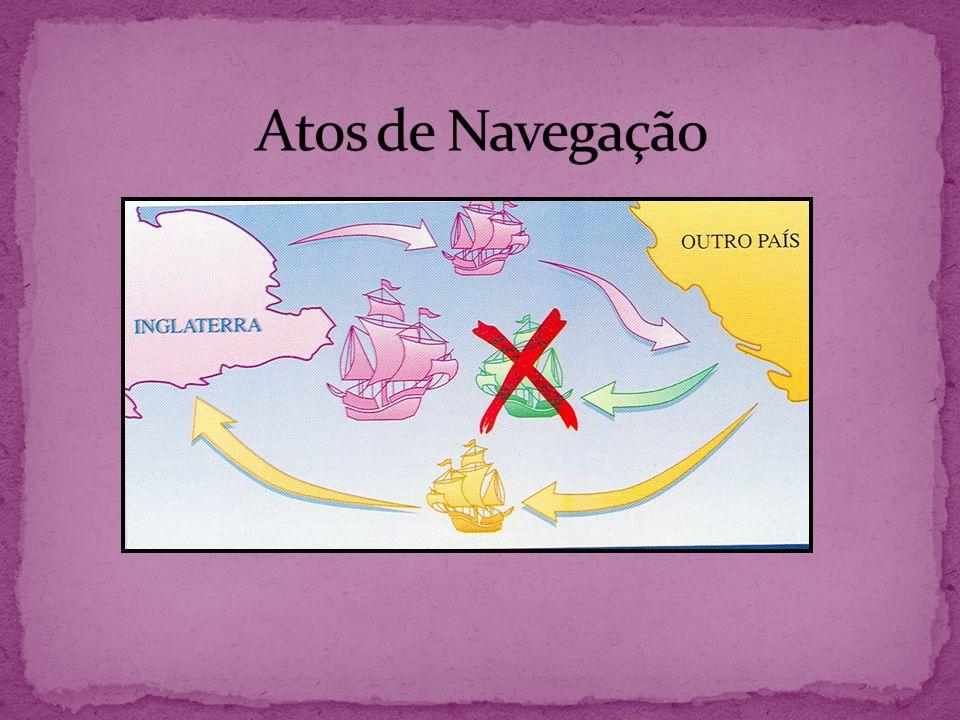 Atos de Navegação