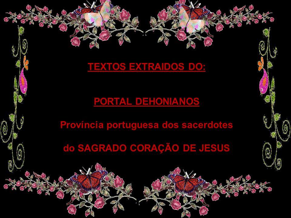 Província portuguesa dos sacerdotes do SAGRADO CORAÇÃO DE JESUS