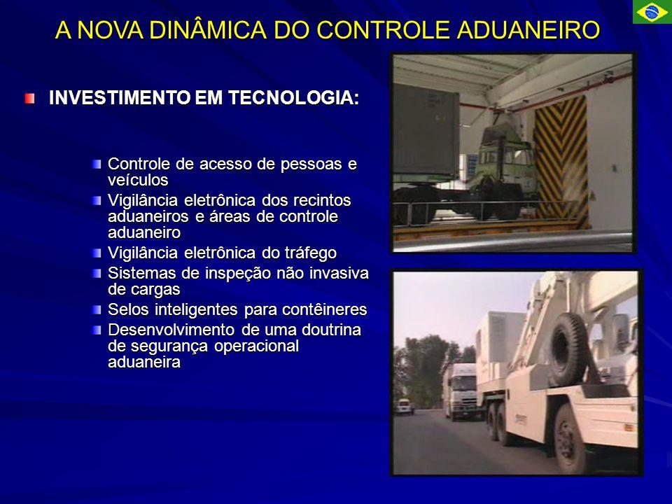 A NOVA DINÂMICA DO CONTROLE ADUANEIRO