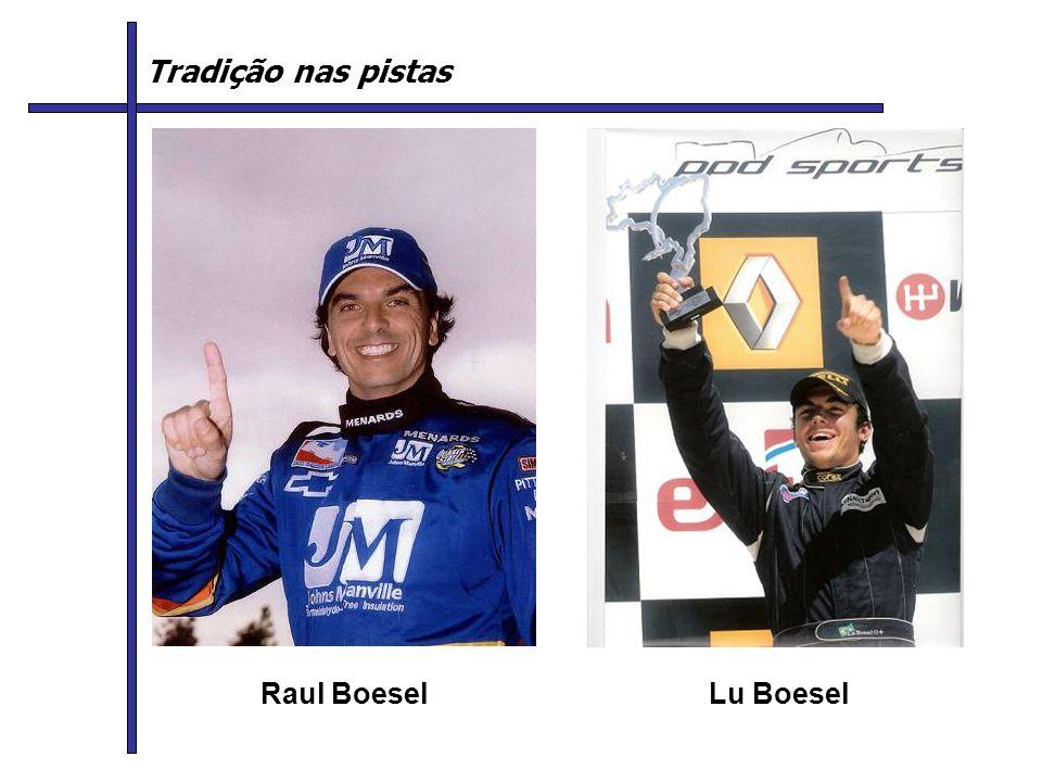 Tradição nas pistas Raul Boesel Lu Boesel 2