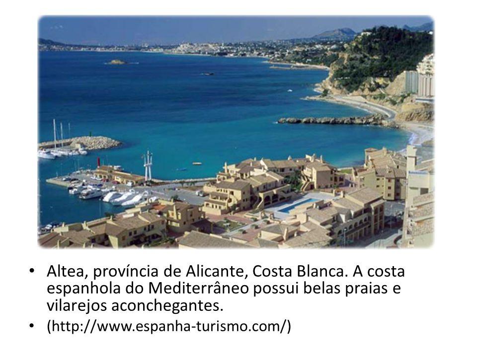 Altea, província de Alicante, Costa Blanca