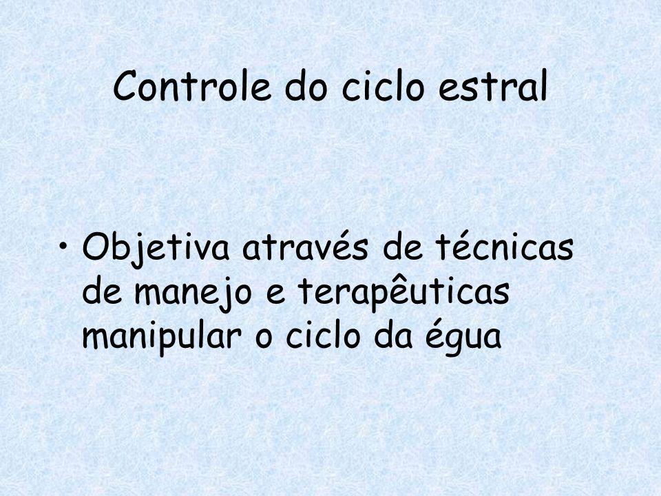 Controle do ciclo estral
