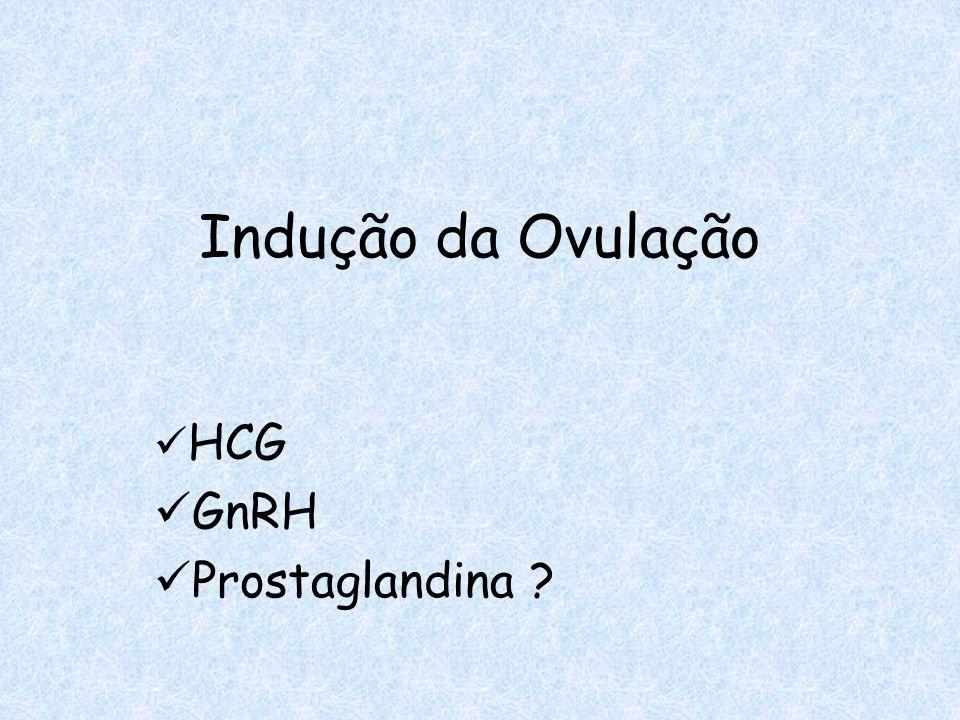 HCG GnRH Prostaglandina