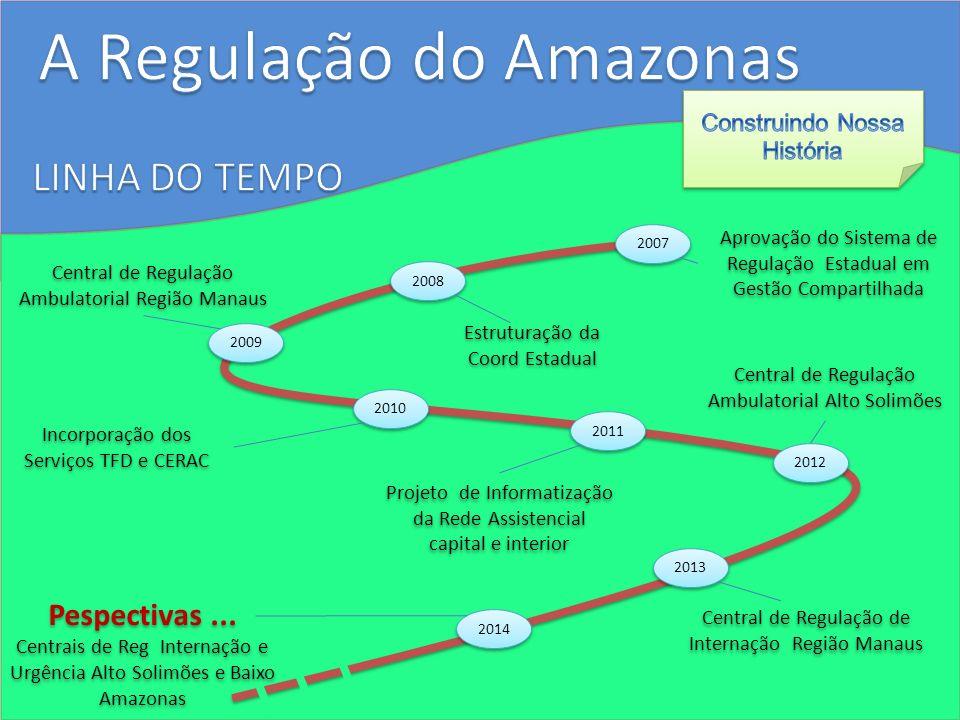 A Regulação do Amazonas